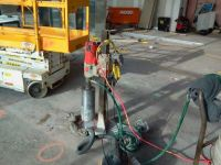 core drilling machine for reinforced concrete boring